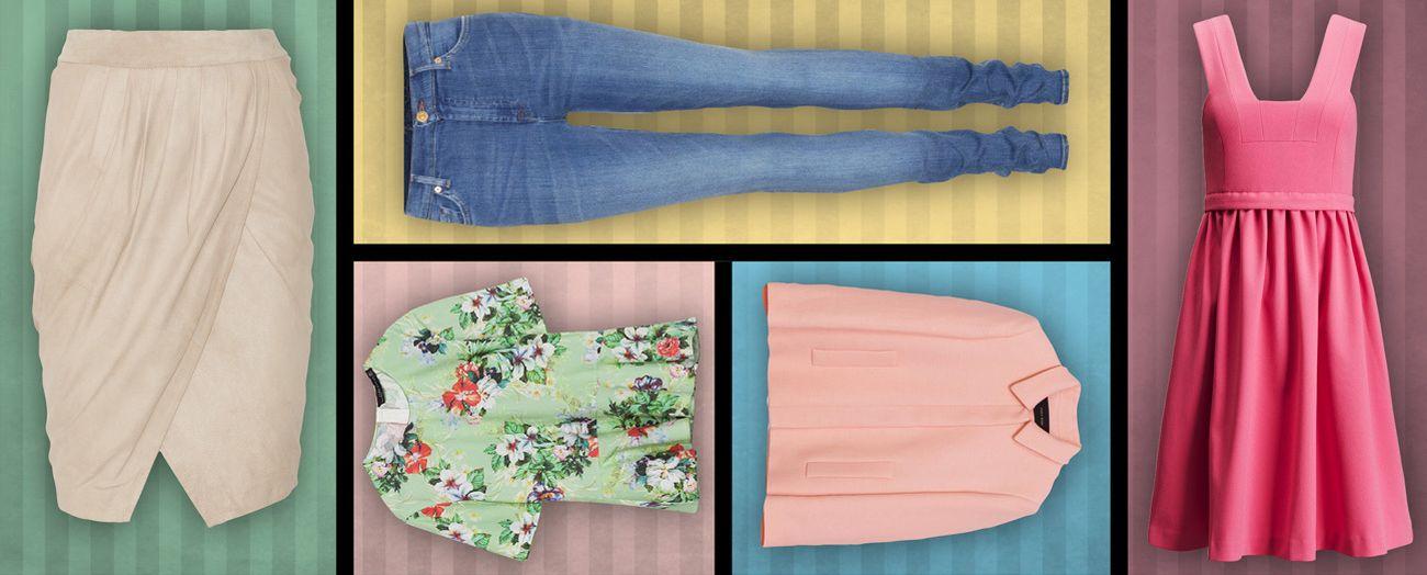 Foto: Cinco prendas que disimulan la tripa
