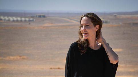 Primeras imágenes de Angelina Jolie tras anunciar su divorcio de Brad Pitt