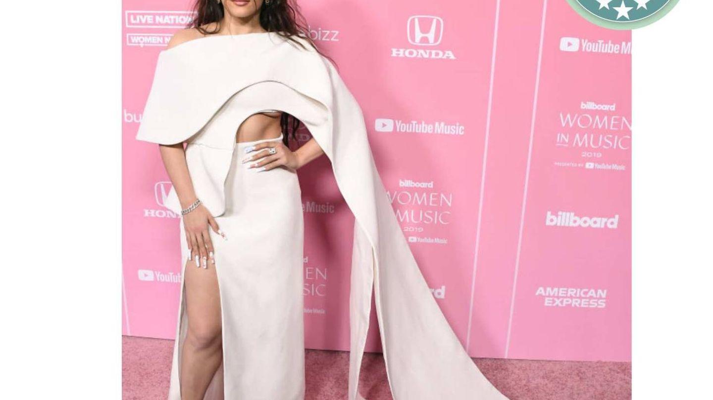 Rosalía, en los Premios Billboard 2019.  (Getty)