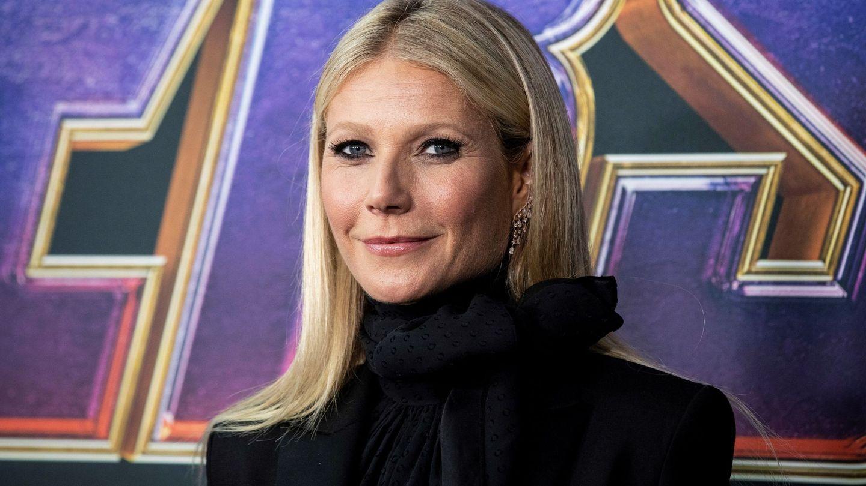La actriz en la première de la última entrega de 'Avengers'. (EFE)