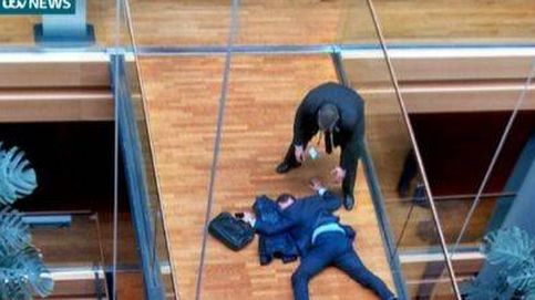 El favorito a liderar el UKIP, en estado grave tras una pelea con un compañero