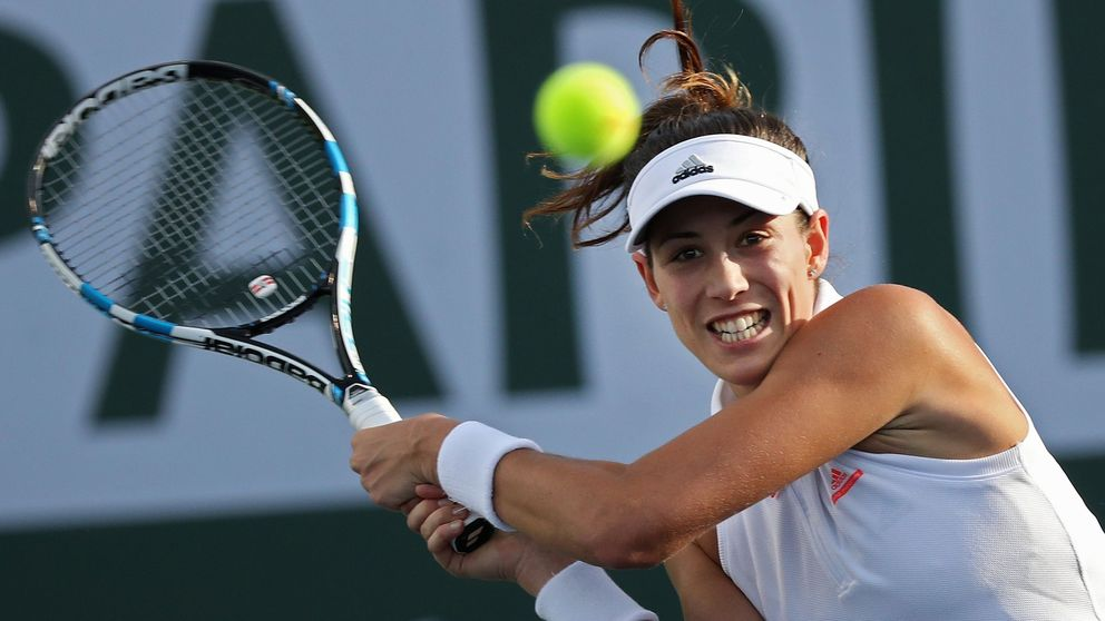 Garbiñe ante la montaña de Plisikova, una tenista que definirá su carrera