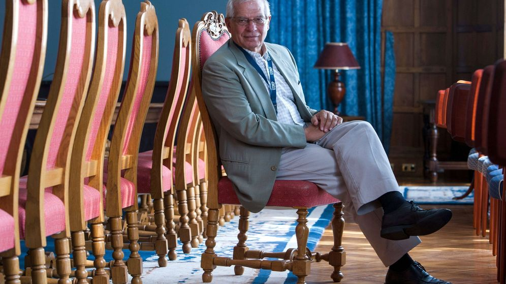 Foto: El expresidente del Parlamento Europeo, Josep Borrell, en una imagen de archivo. (Efe)