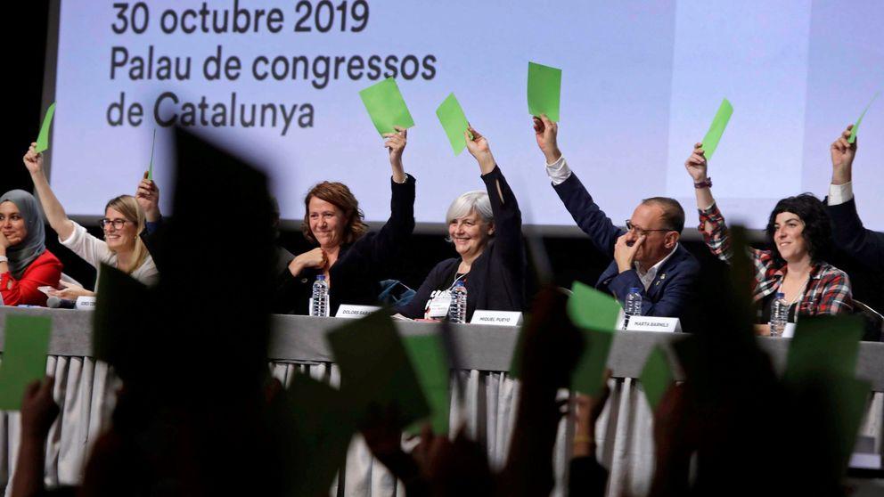 El Parlament paralelo de Puigdemont se la juega menos que el Parlament oficial