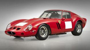 Aristrain se relame: un Ferrari como el suyo bate el récord y se vende por 67 millones