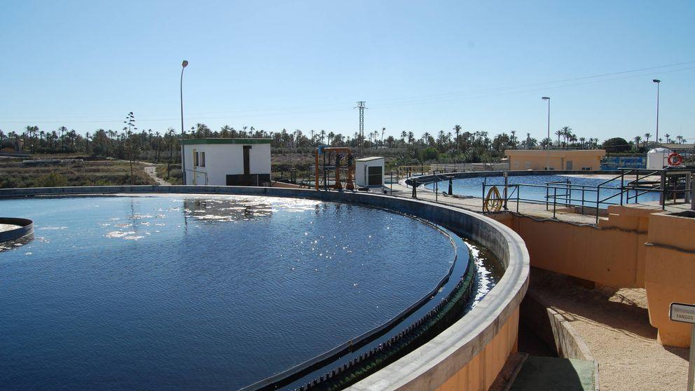 Suez monitoriza aguas residuales para detectar covid en Murcia, Cataluña y Valencia