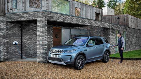 La dupla híbrida de Land Rover o por qué presenta una tecnología ideal para la ciudad