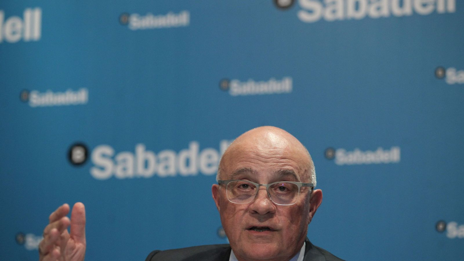 Foto:  El presidente del Banco Sabadell, Josep Oliu Creus. (EFE)
