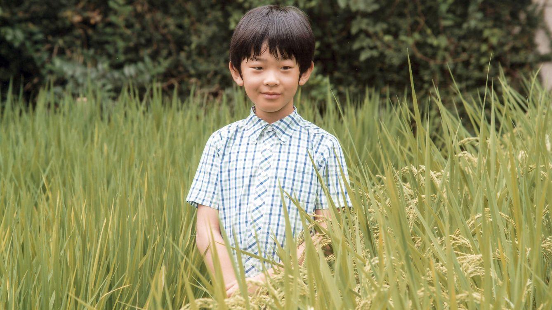 Foto: Los 10 años del príncipe Hisahito de Japón en imágenes