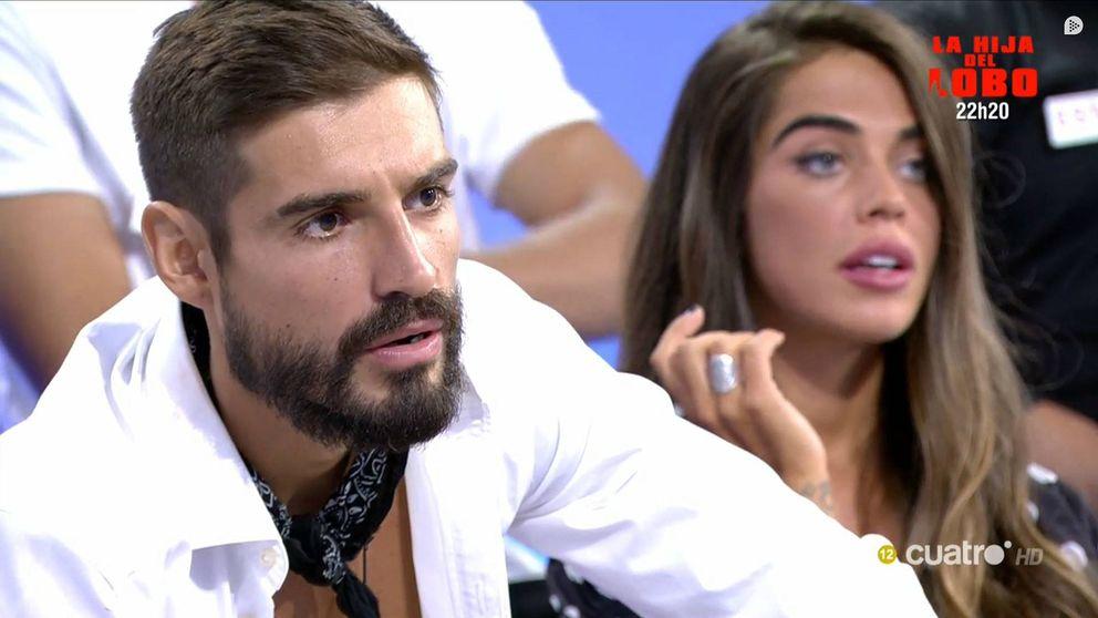 Fabio y Violeta se enfrentan a la puñalada inesperada de Julen, su exnovio