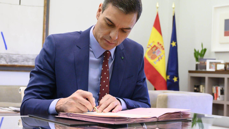 Margaritas para firmar todo lo que haya que firmar. (EFE)
