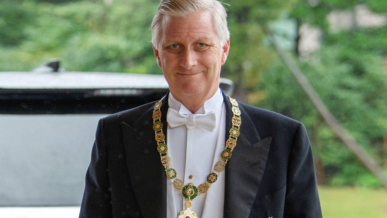 El rey Felipe de Bélgica, en una imagen de archivo. (Getty)