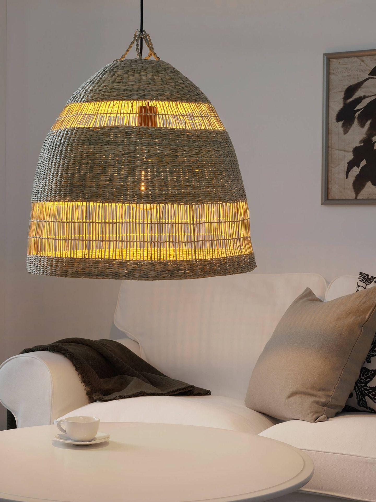Lámparas de Ikea para una decoración perfecta en tu hogar. (Cortesía)