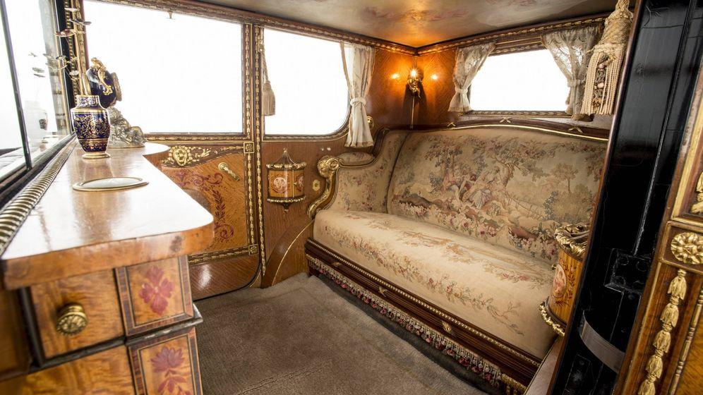 Foto: Rolls Royce Phantom I, un coche o una carroza