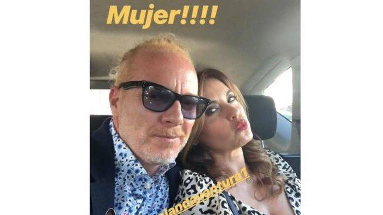Frank Díaz y Yolanda Ventura (@frankparchís)