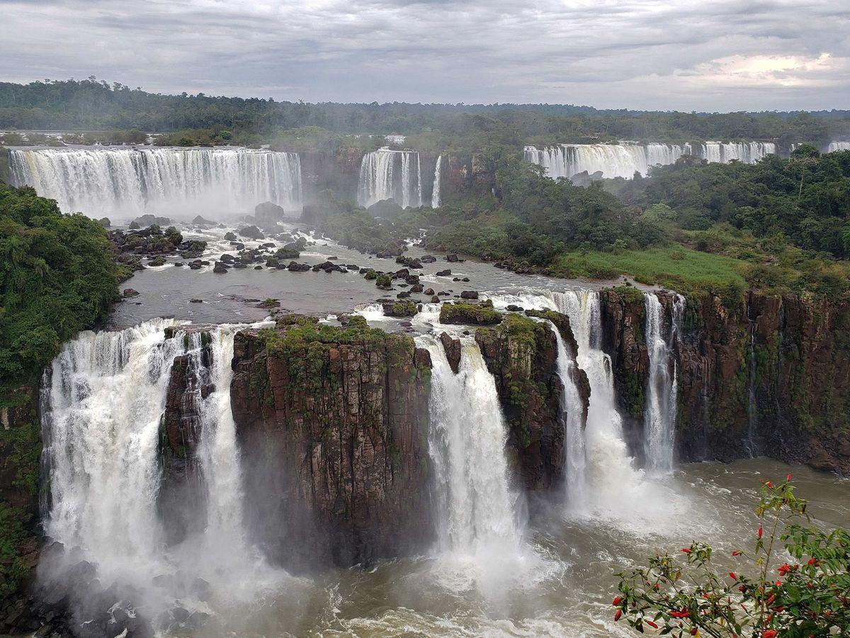 Foto: Cataratas de Iguazú, en Argentina. (EFE)