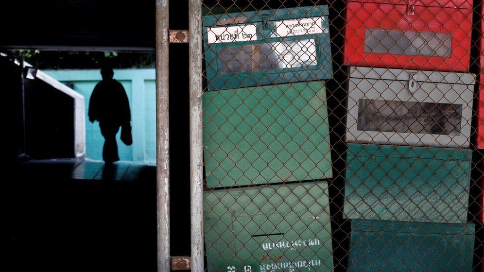 Foto: Urnas almacenadas en Bangkok, Tailandia. (EFE)