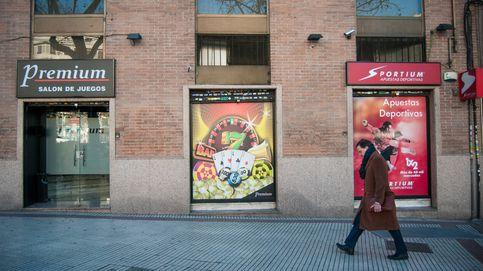 Las casas de apuestas cuadruplican los ludópatas: 17.735 adictos vetados en Madrid