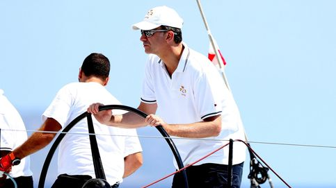 Felipe VI, la mejor baza para la regata (en peligro) que más turismo atrae