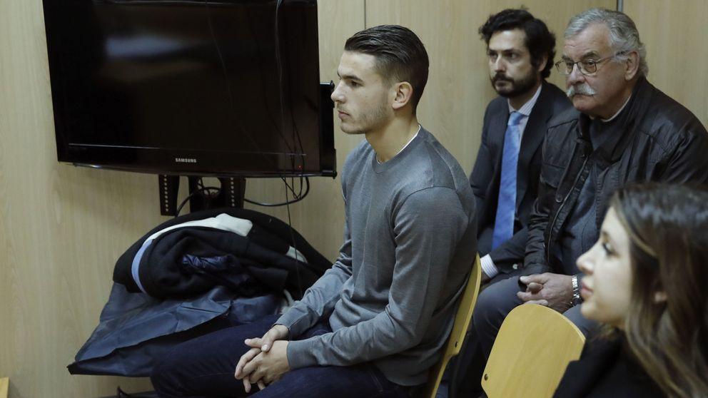 Lucas y su pareja irán a juicio después de que la Fiscalía no acepte su pacto