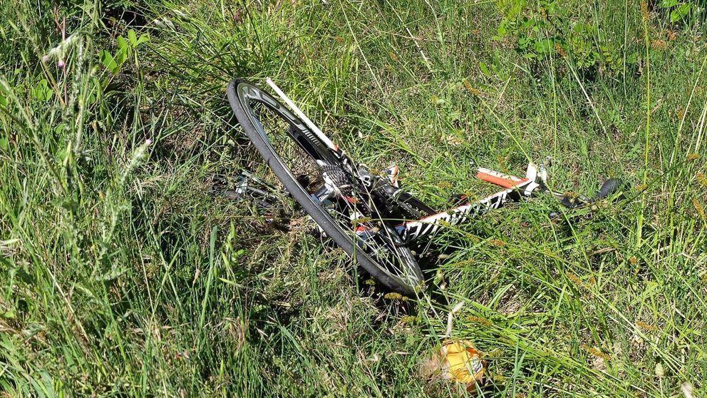 Muere un ciclista de 42 años tras chocar contra una moto en Madrid