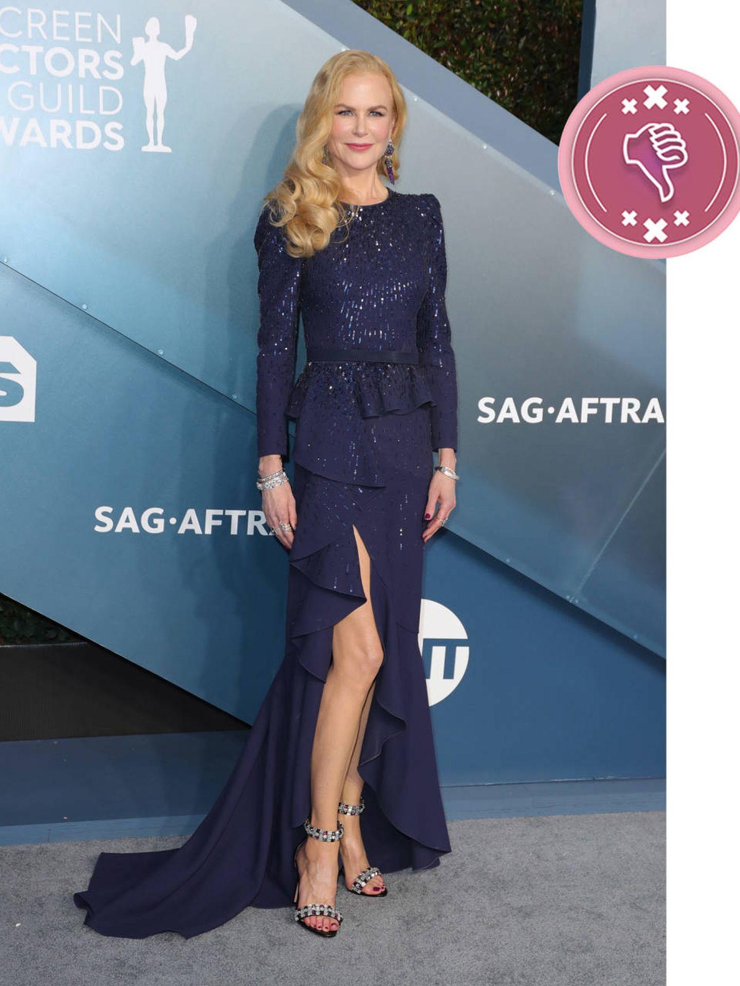 Nicole Kidman. (Getty)