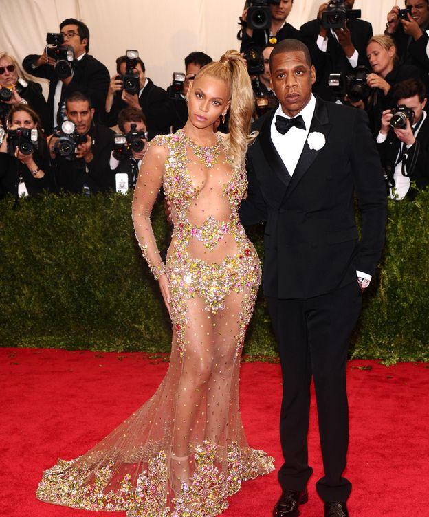 Foto: Jay-Z y Beyoncé en la gala del MET (Gtres)