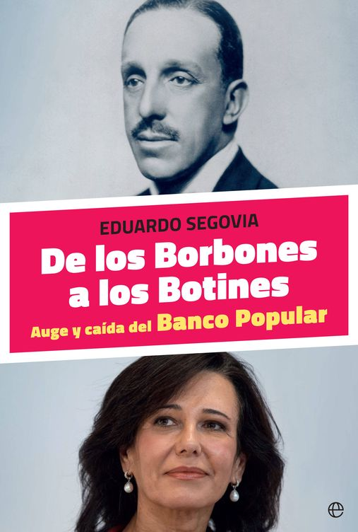 Foto: Cubierta de 'De los Borbones a los Botines'.