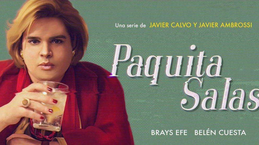 'Paquita Salas' se cuela en Mediaset por culpa de Jorge Javier Vázquez