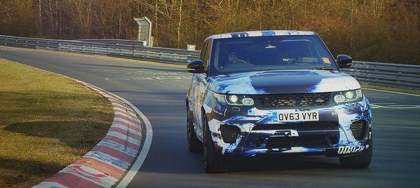 Foto: Land Rover y Jaguar estrenarán su división SVR en Goodwood