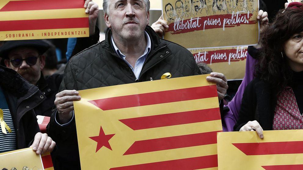 EH Bildu borra este lunes la avenida del Ejército del callejero de Pamplona