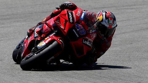 Ducati sorprende donde menos se le esperaba de la mano de Jack Miller