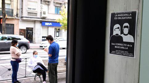 ¿Funciona confinar por zonas Madrid? Solo una baja su incidencia un mes después