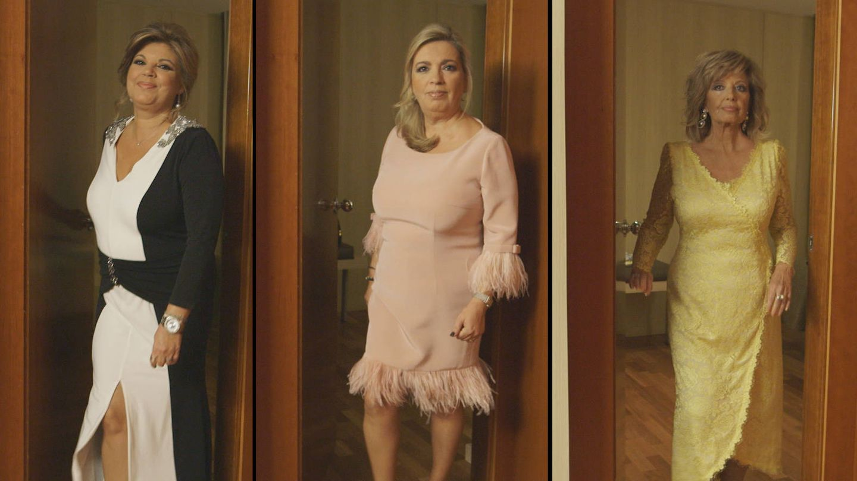 Las Campos en un fotograma de su reality show. (Mediaset España)