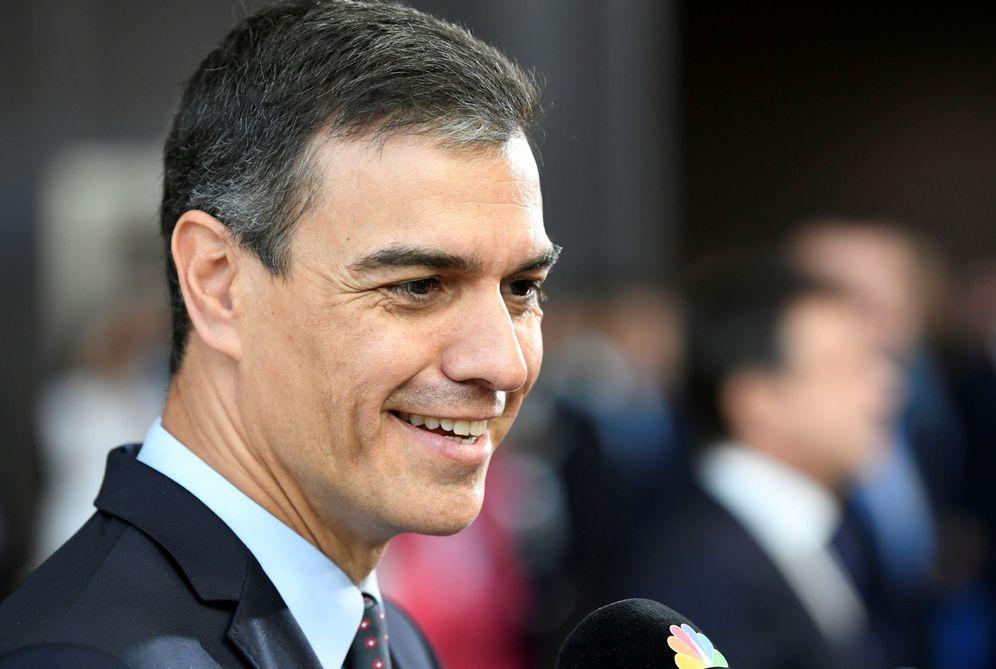 Foto: Pedro Sánchez, el pasado 2 de julio a su llegada al Consejo Europeo extraordinario de Bruselas. (Reuters)
