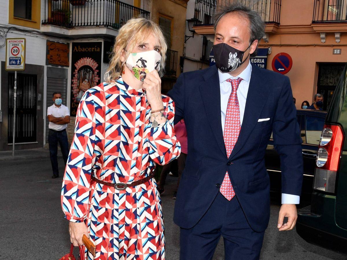 Foto: Eugenia Martínez de Irujo y su marido Narcís Rebollo(Gtres)