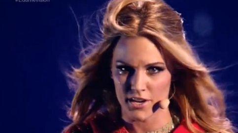 Así fue la actuación de Edurne en Eurovisión 2015