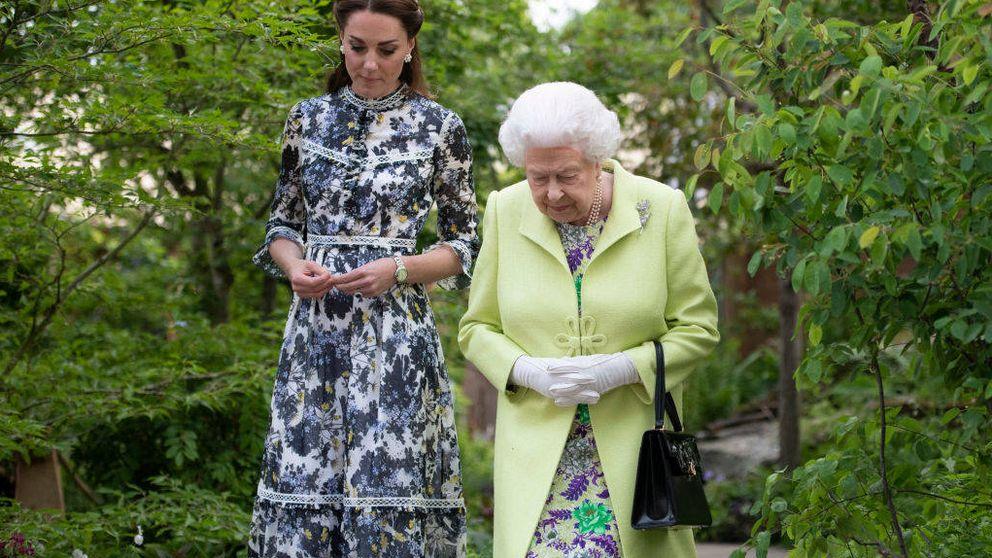 Por qué Isabel II ya considera una reina a Kate Middleton: la confianza es total