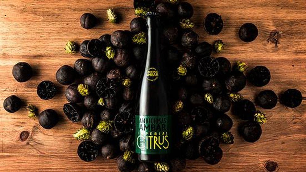 Cervezas Ambar lanza Ambar Imperial Citrus