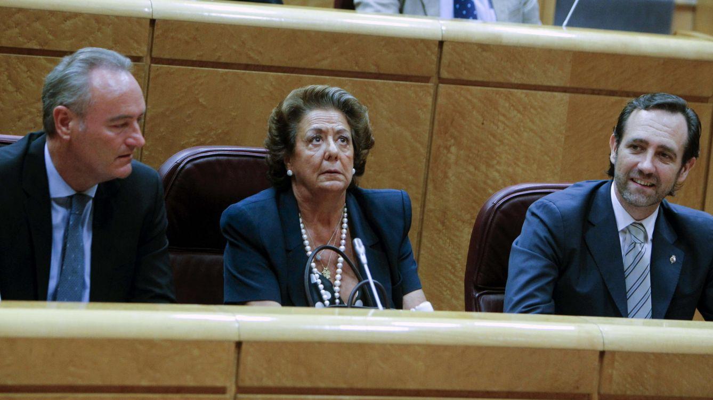 Bienes de senadores: de una Barberá sin casa al medio millón en hipotecas de Óscar López