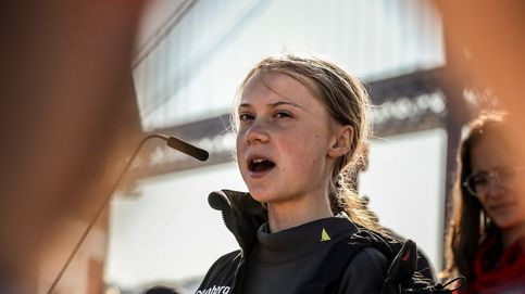 Greta dará una rueda de prensa antes de la manifestación por el clima