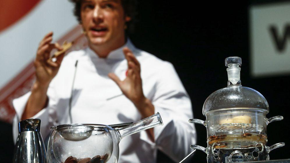 Foto: El cocinero del restaurante ABaC Jordi Cruz. (EFE)