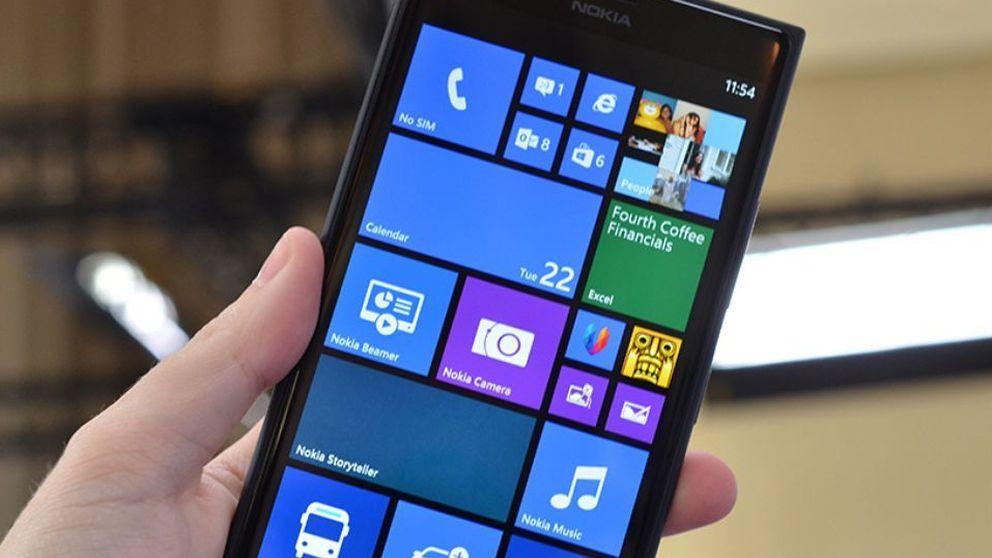 Lumia pierde la baza de la cámara: será Windows 10 o no será