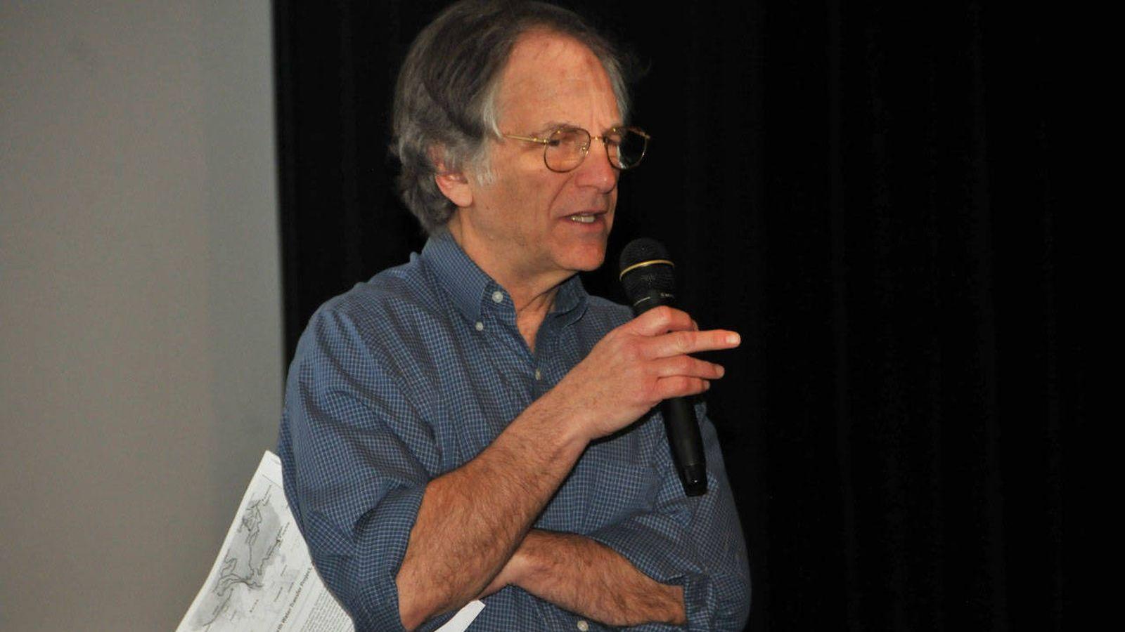 Foto: Len Adleman creó junto a otros dos investigadores el popular algoritmo RSA (Len Adleman)
