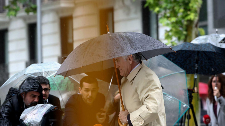 El extesorero del PP Luis Bárcenas. (Reuters)
