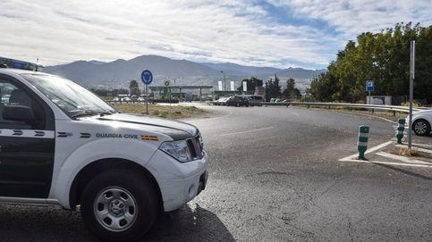 La Policía busca a un hombre en Coristanco por agredir con arma blanca a su pareja