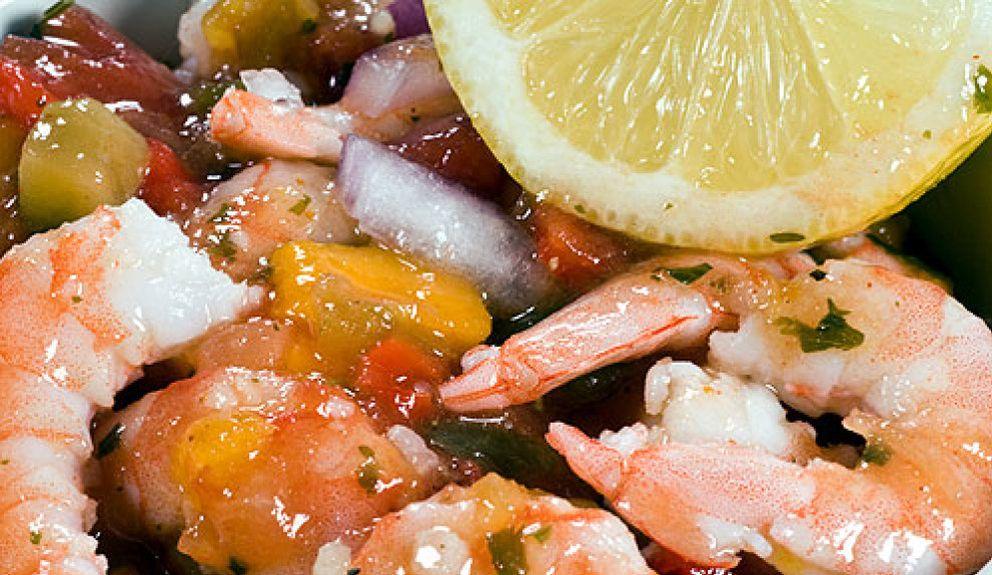 Cebiches, cuando los pescados están cocidos en limón