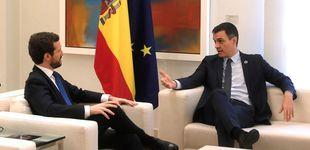 Post de El PP se zafa de la estrategia 'optimistas contra cenizos' de Sánchez: