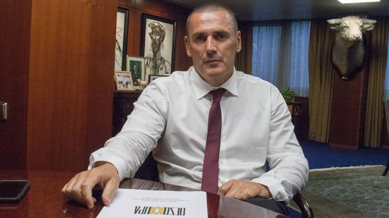 Daniel Esteve, fundador y director de Desokupa. (D.B.)