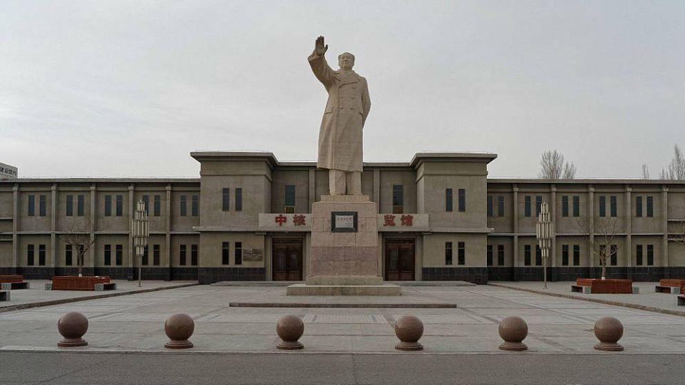 Ciudad 404, la instalación secreta de China que no sale en el mapa